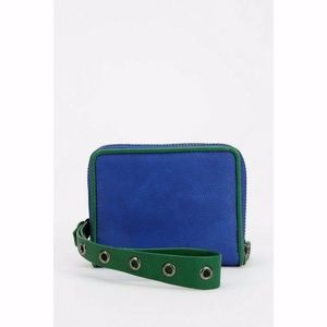 URBAN OUTFITTERS BDG ZIP AROUND WALLET WRISTLET